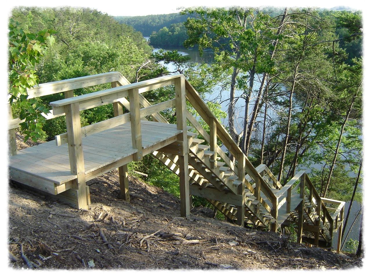 Boardwalk Lake Access