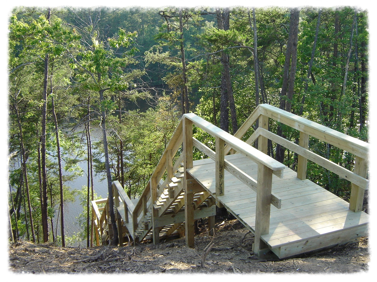 Lake Boardwalk Builder