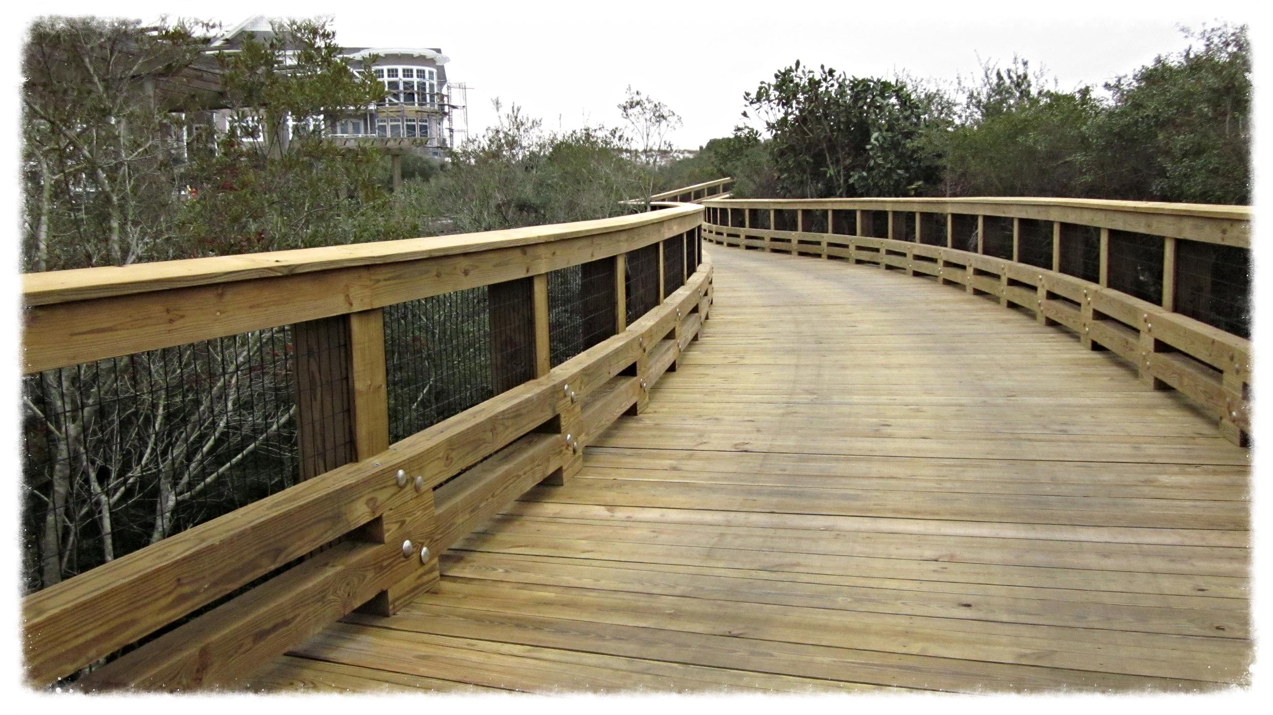 Top Down Boardwalk Construction Company