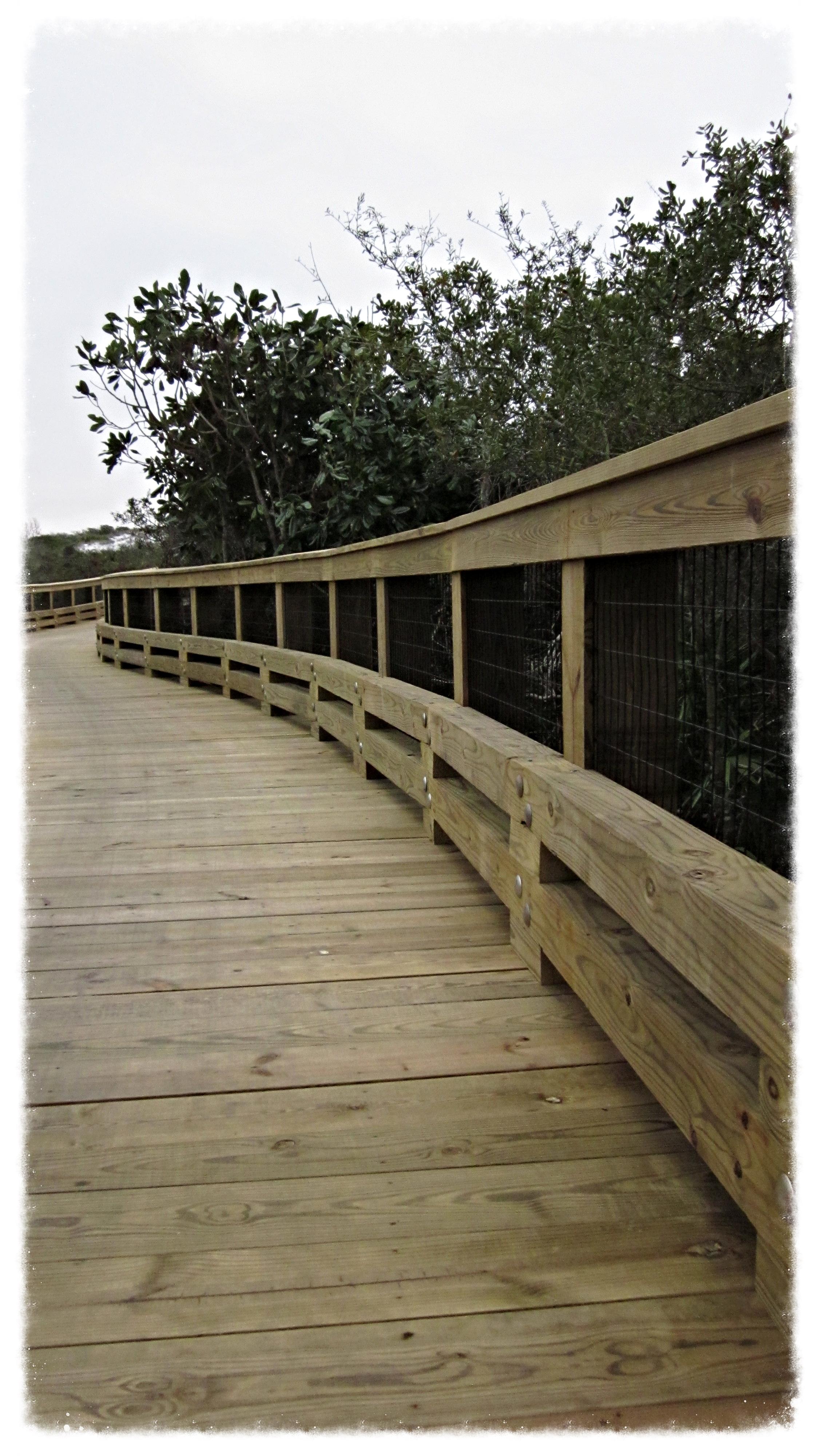 Wooden Boardwalk Builder Contractor
