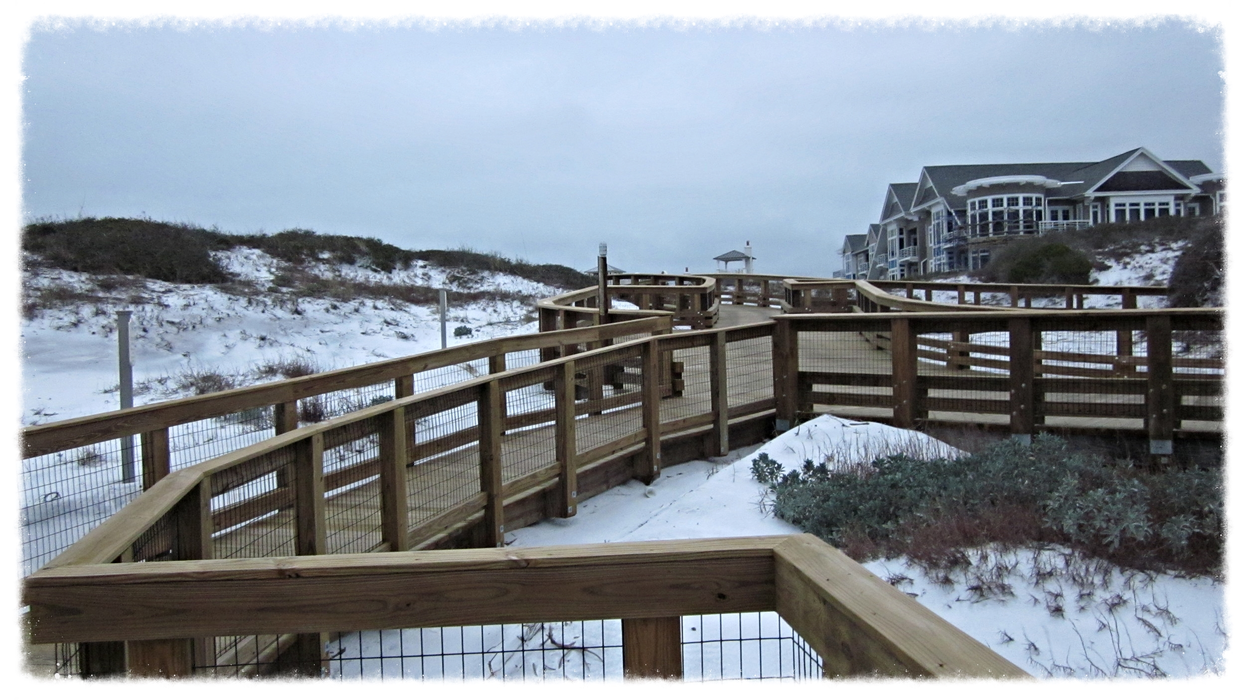 Timber Boardwalk Design and Conctruction