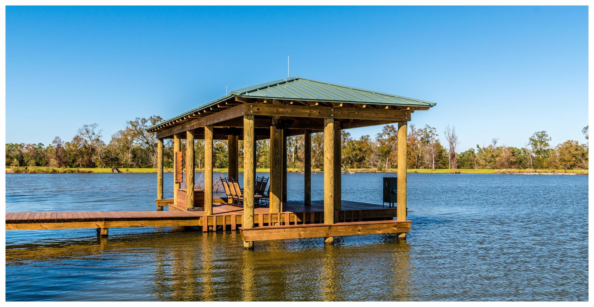 Boathouse Construction Company