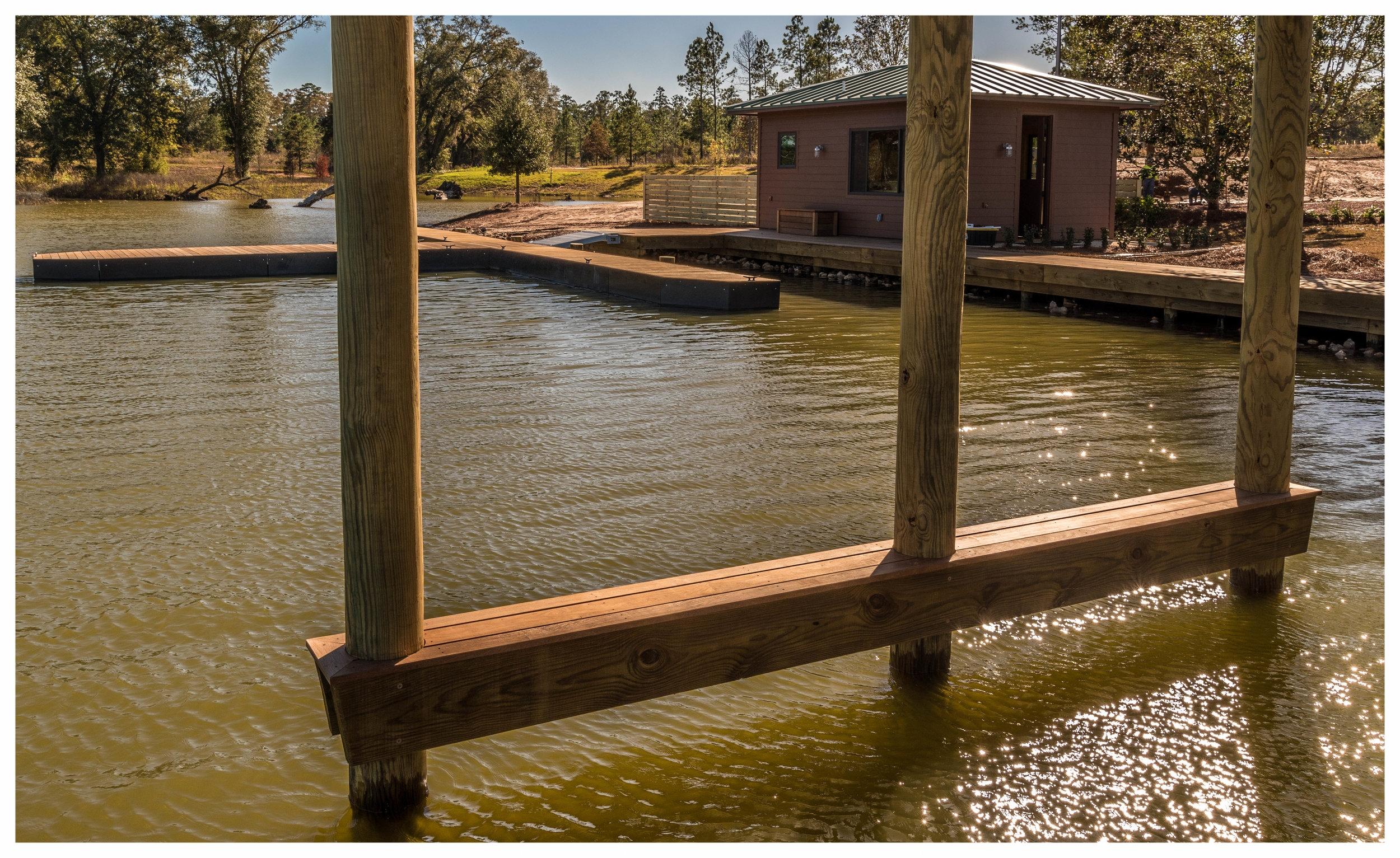 Wooden Dock Company