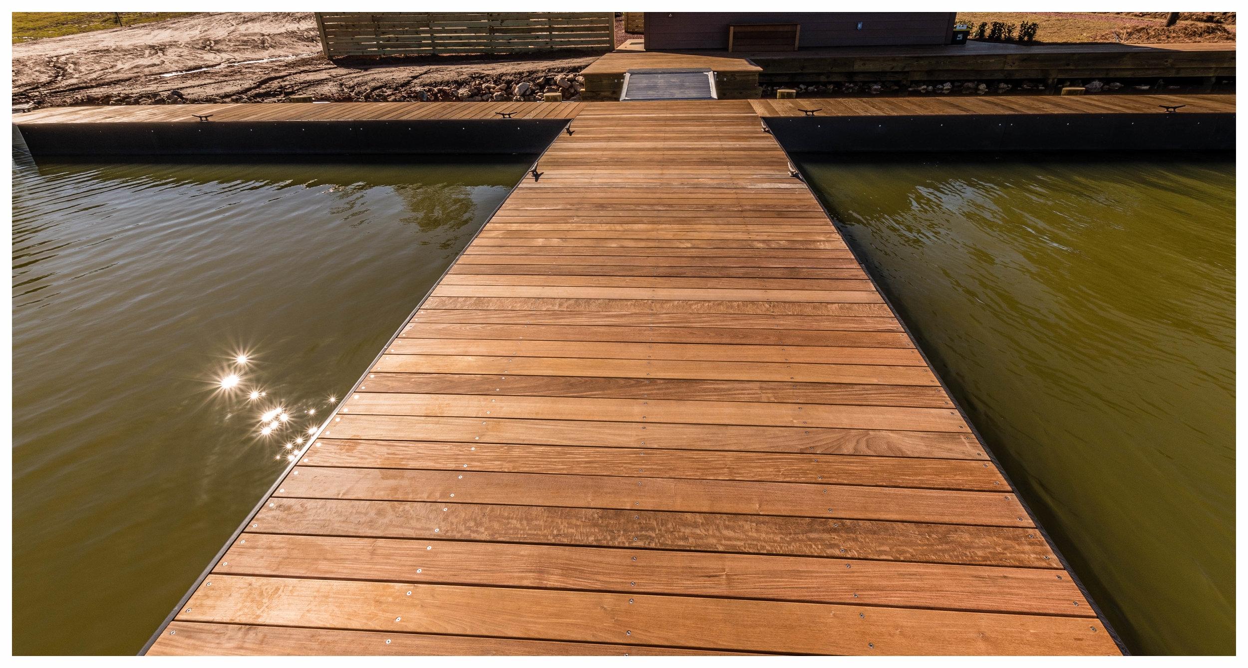 Riverwalk Pier