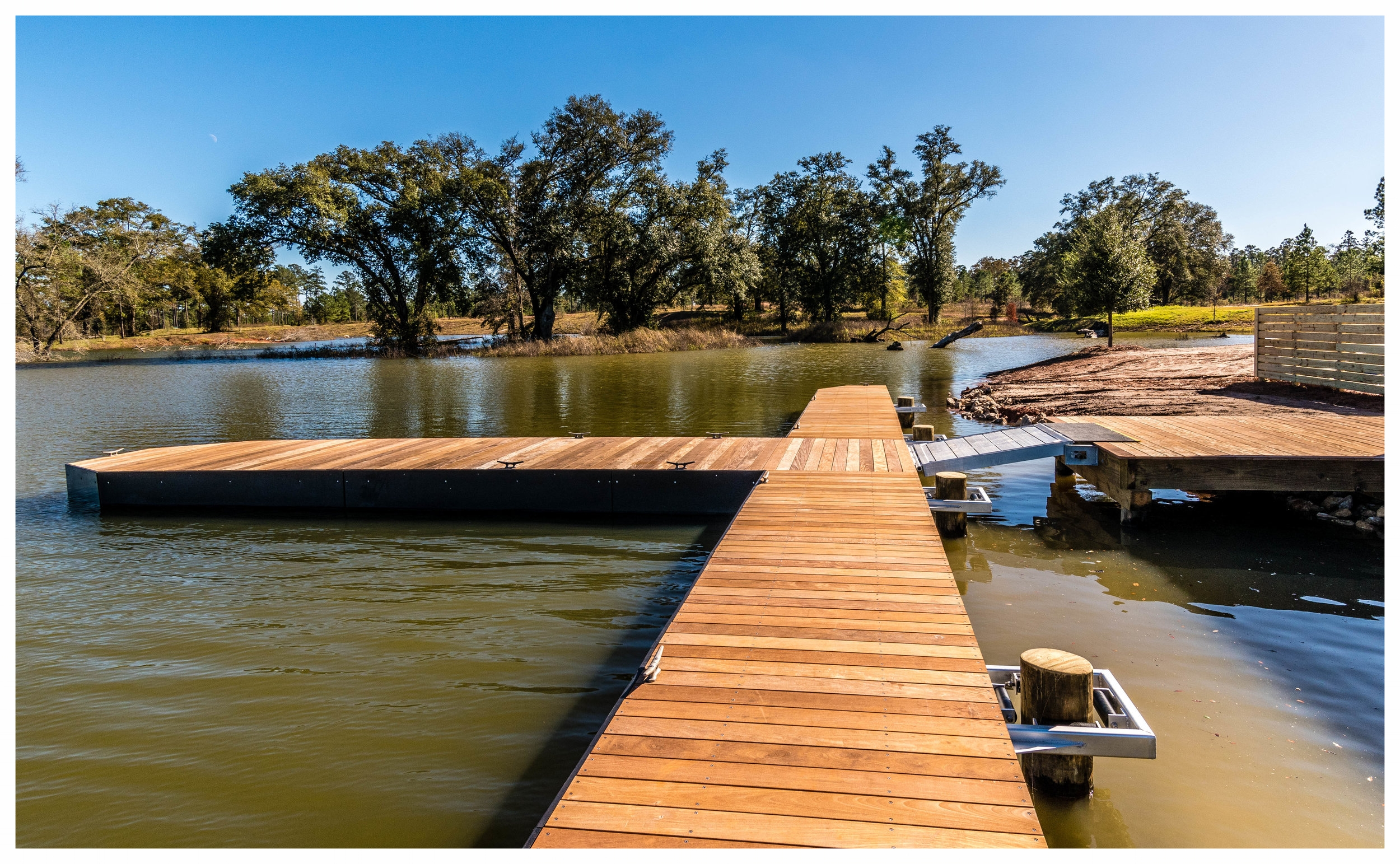 Timber Pier Design and Construction