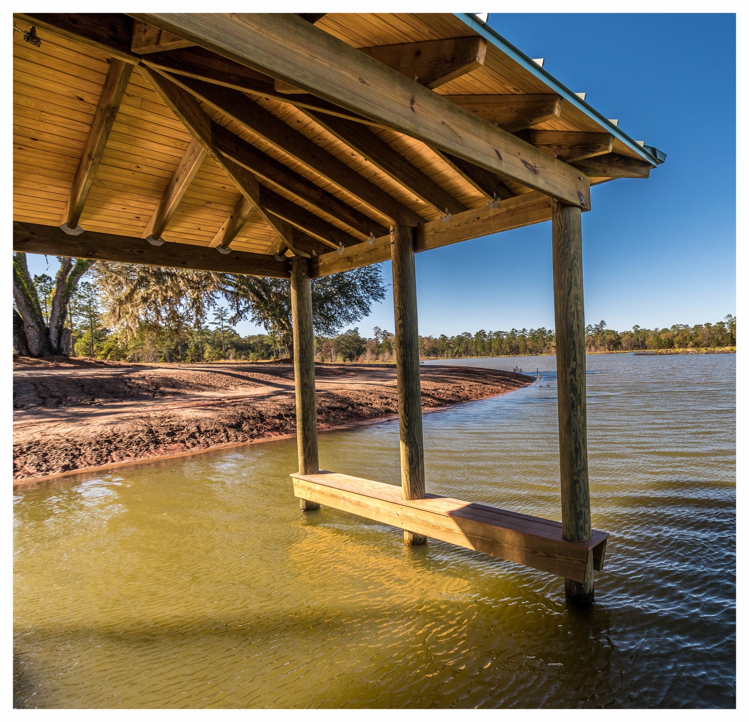 Boat dock and Boathouse Construction