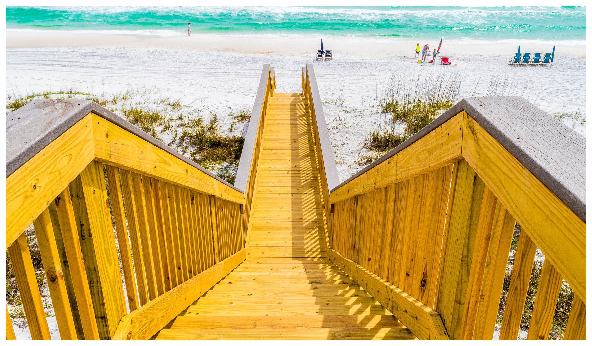 Beach Staircase Builder