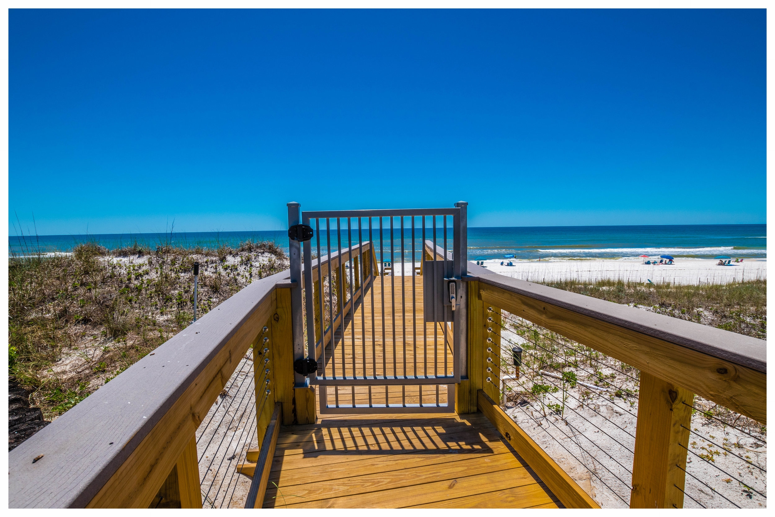 Beach Boardwalk Construction Company