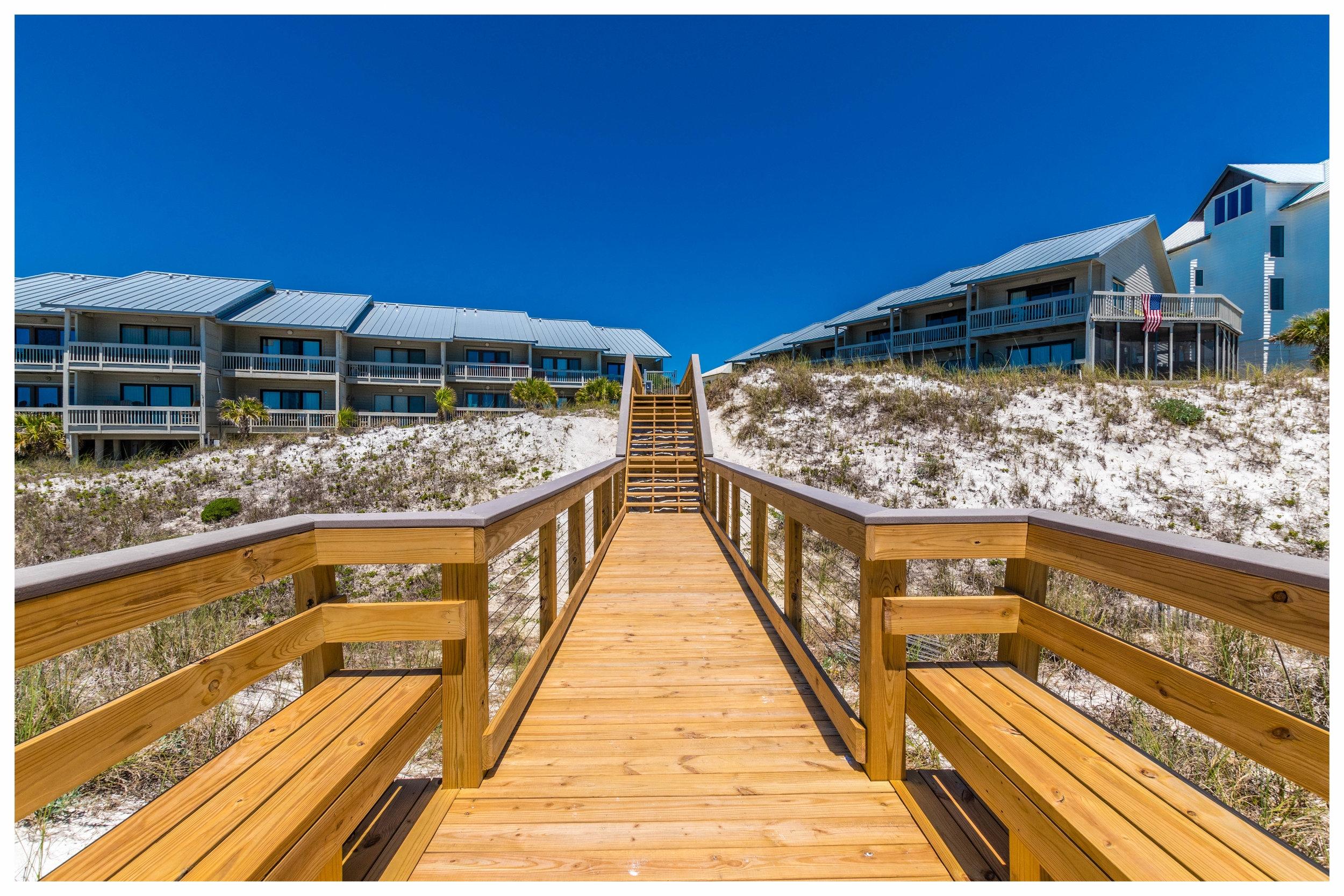 Pedestrian Boardwalk Design and Construction