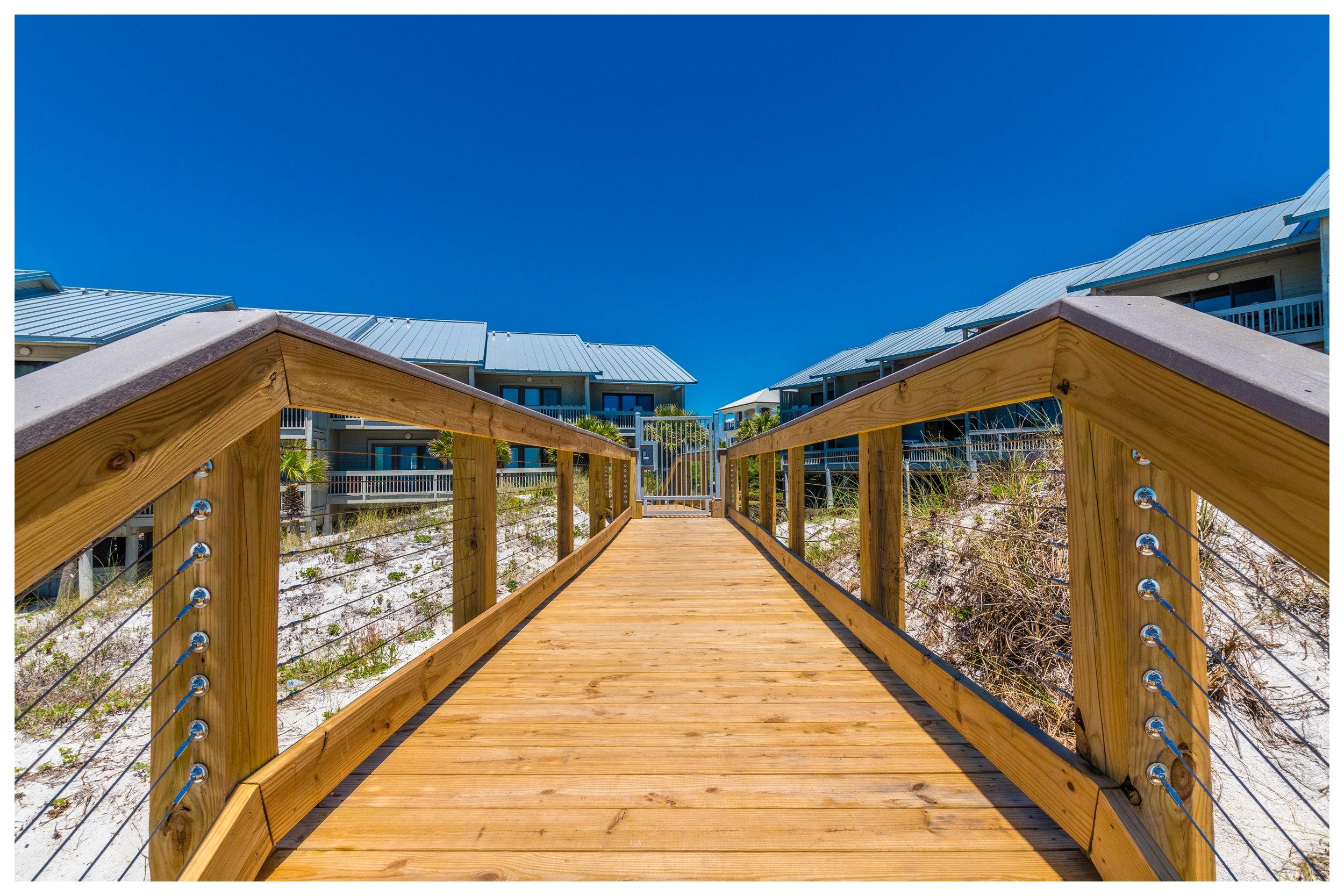 Wooden Boardwalk Construction Company