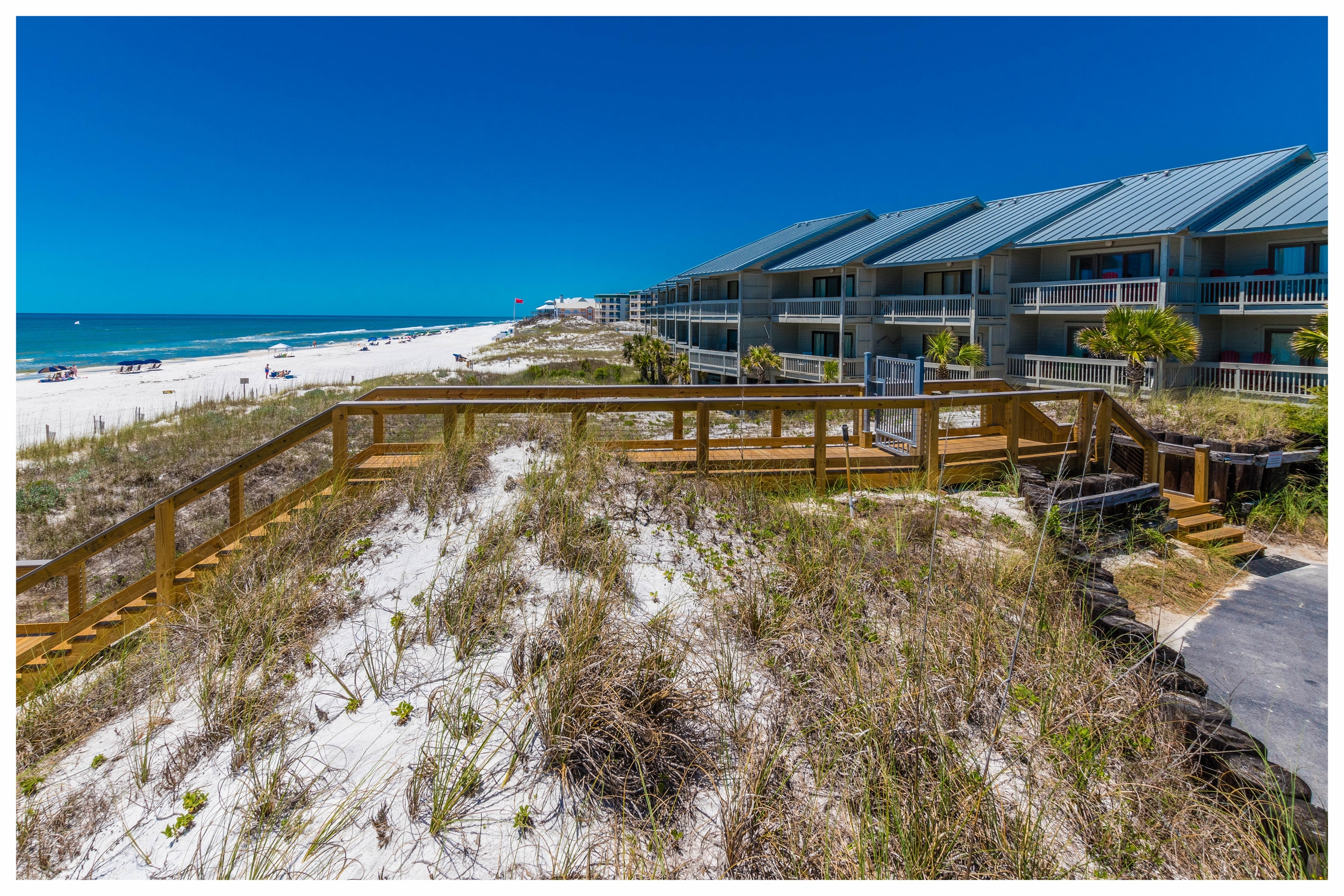 Beach Boardwalk Design and Construction