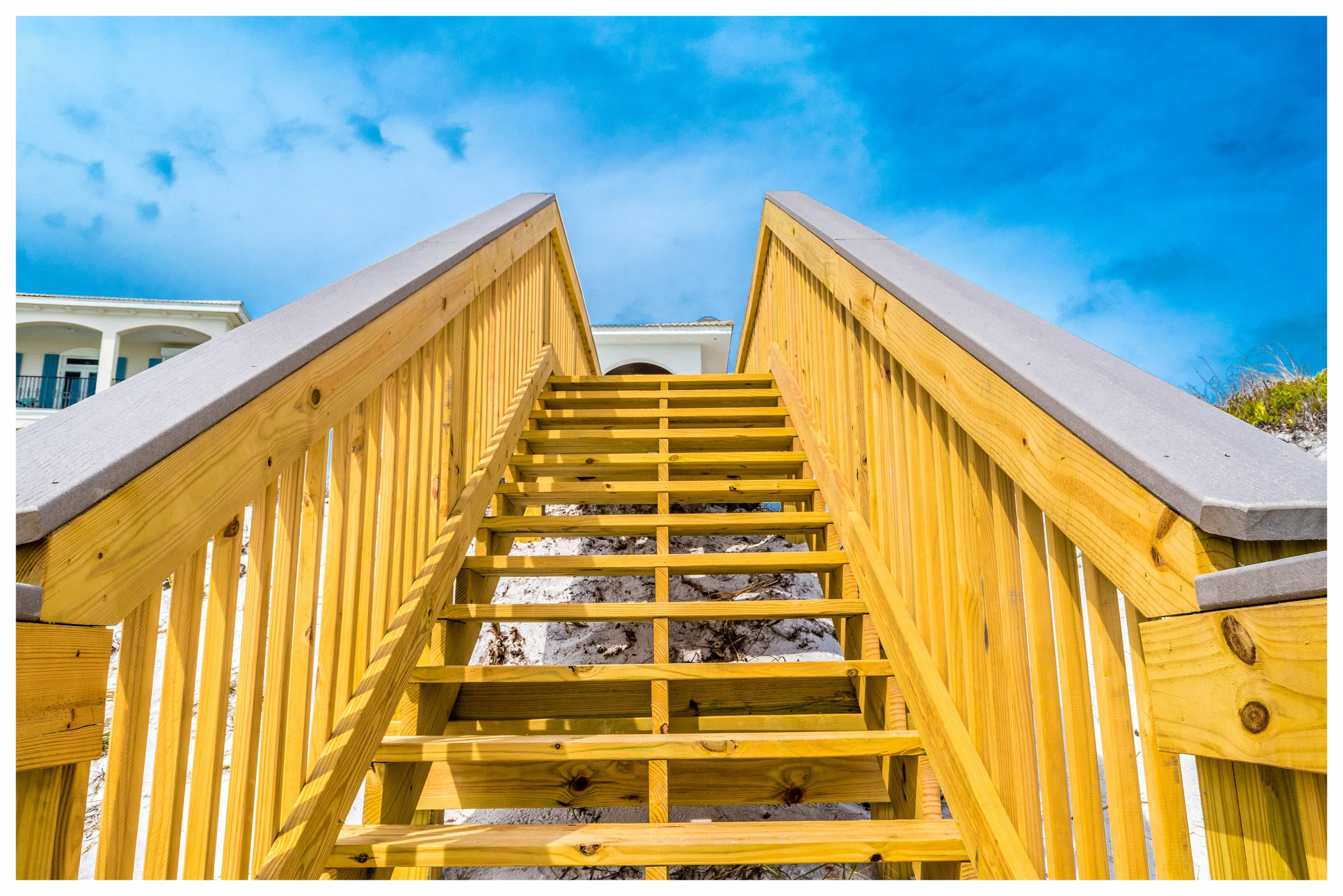Wood Boardwalk Construction Company