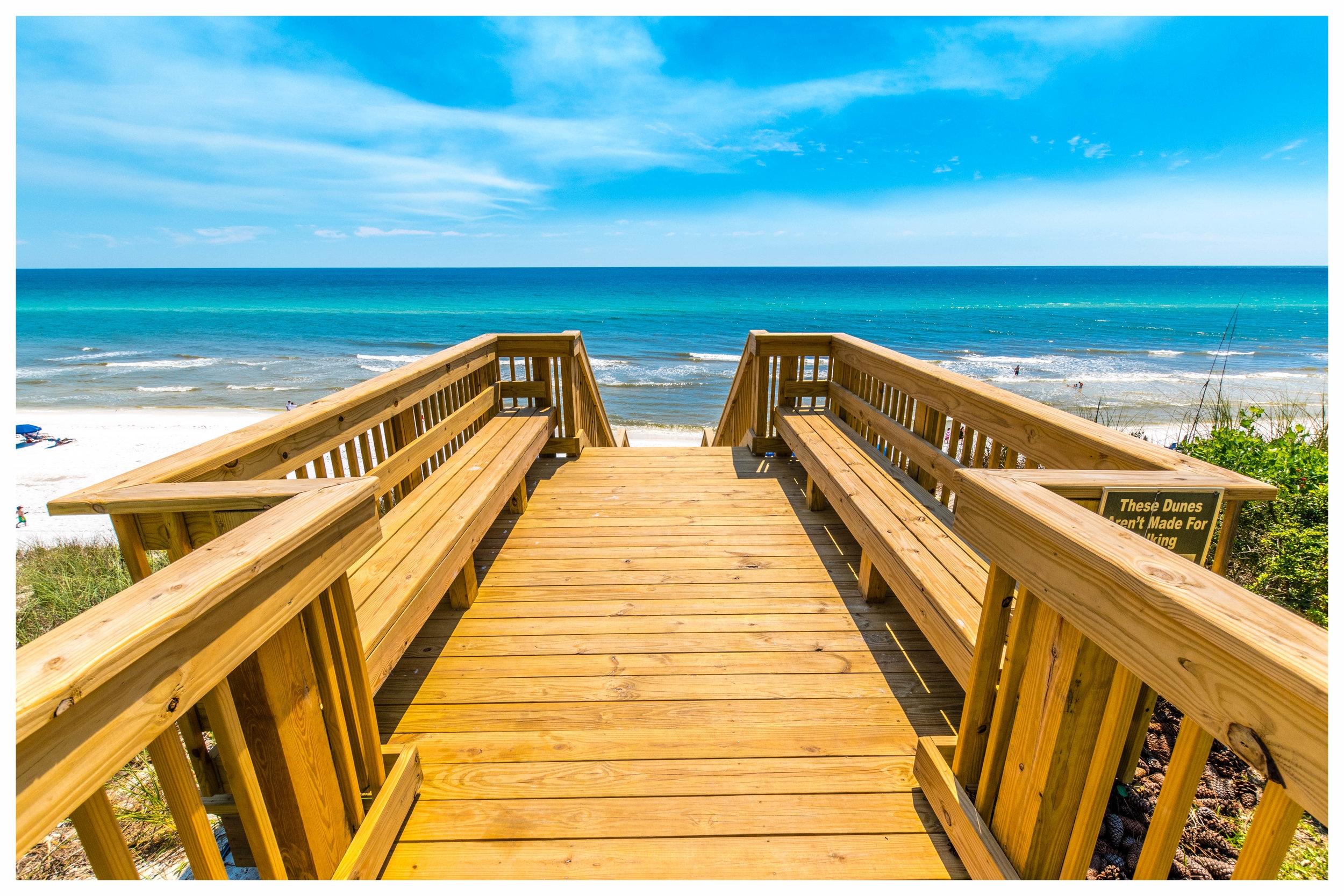 Beach Boardwalk Builder