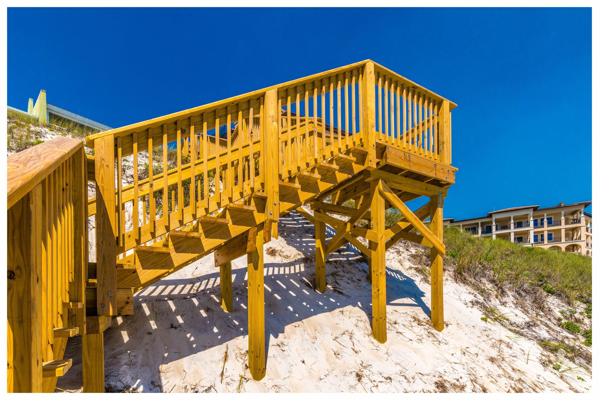 Wooden Boardwalk Contractor