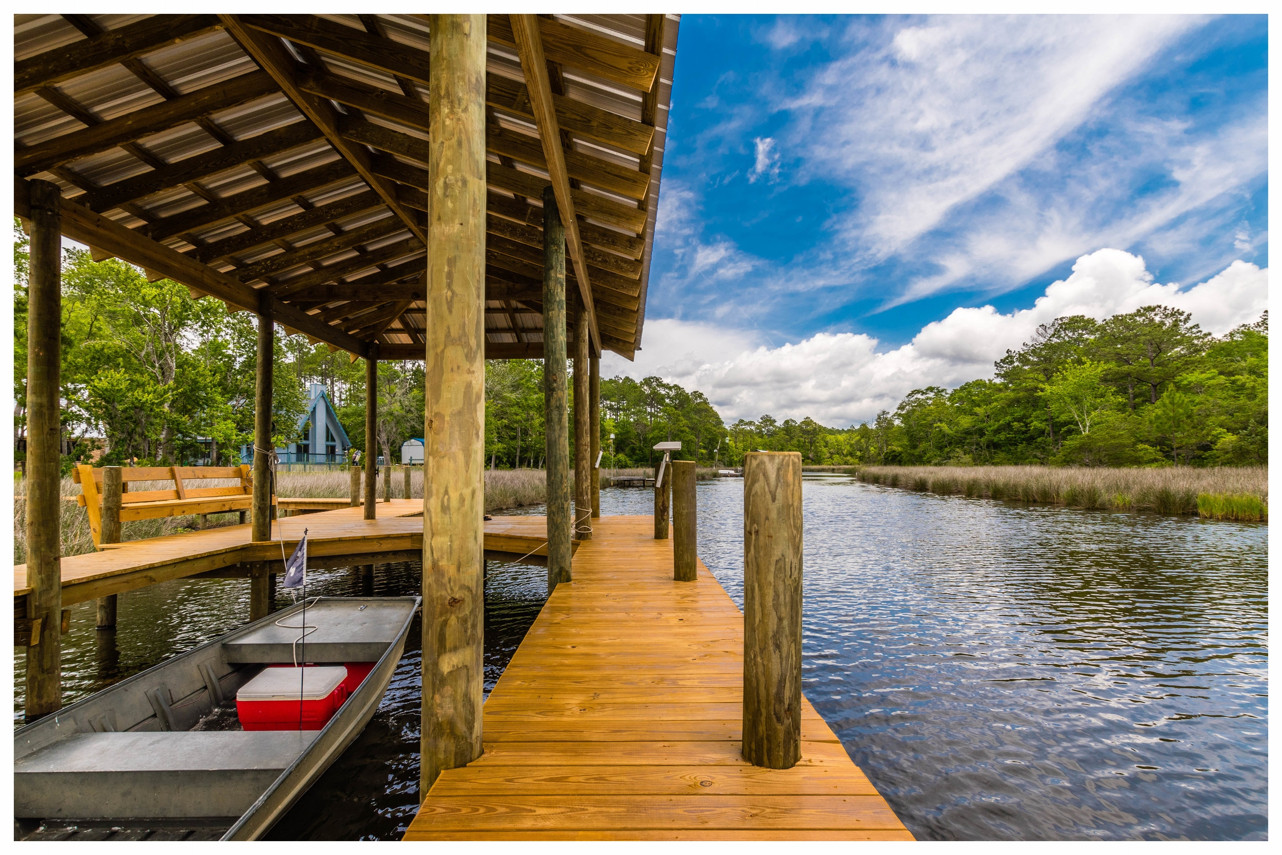 Boat Dock Design and Construction