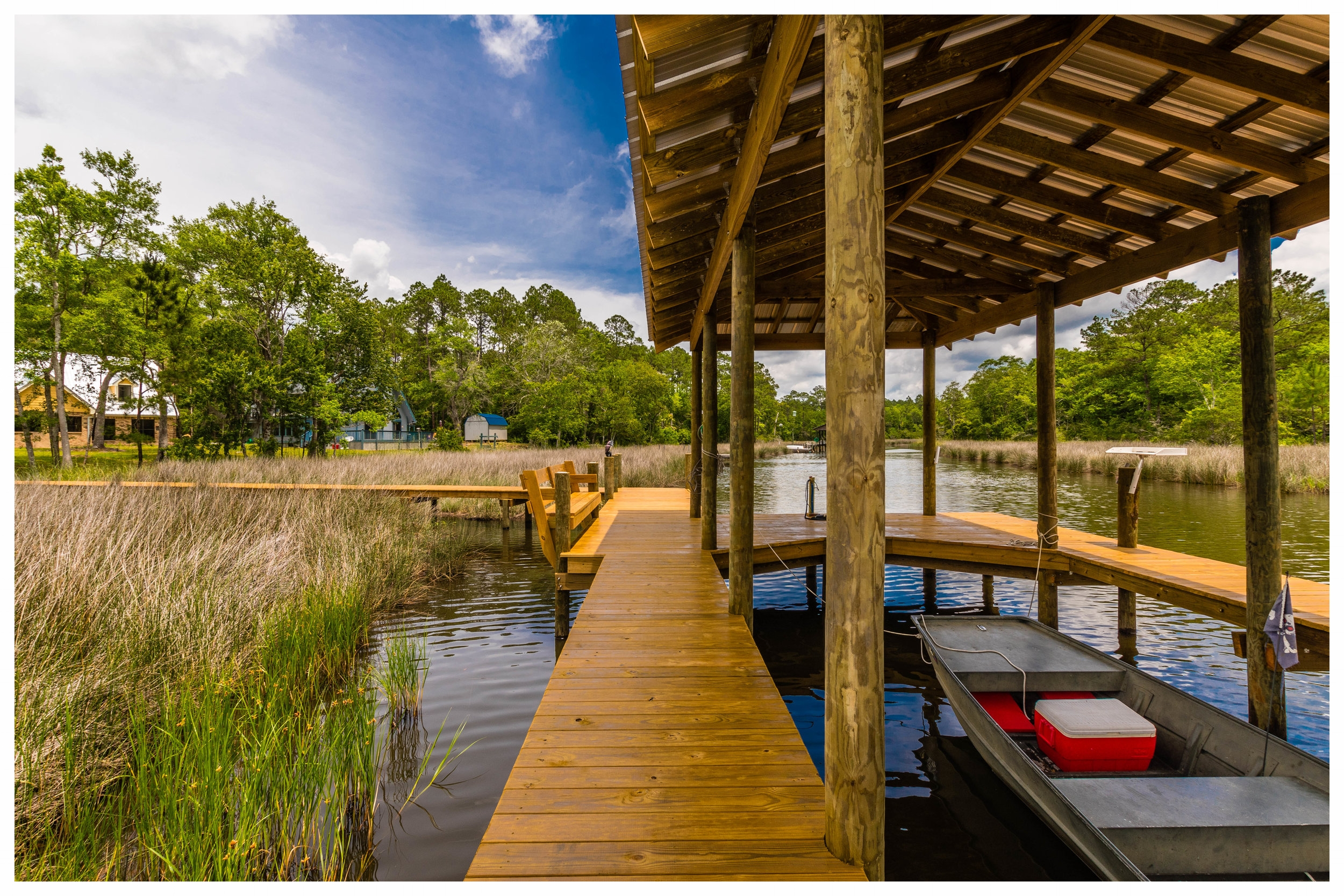 Timber Boat Dock Builder