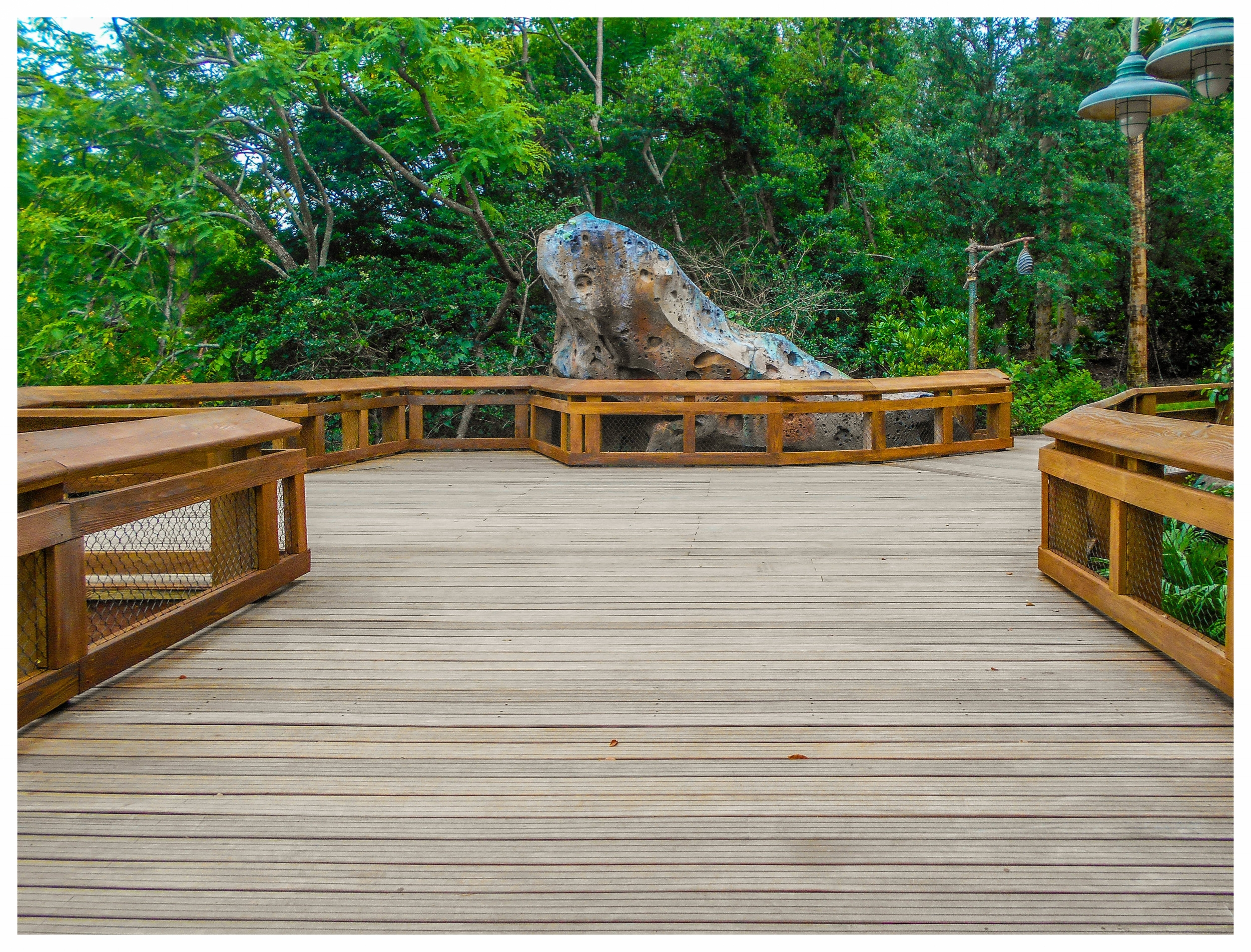 Wooden Boardwalk Design Company