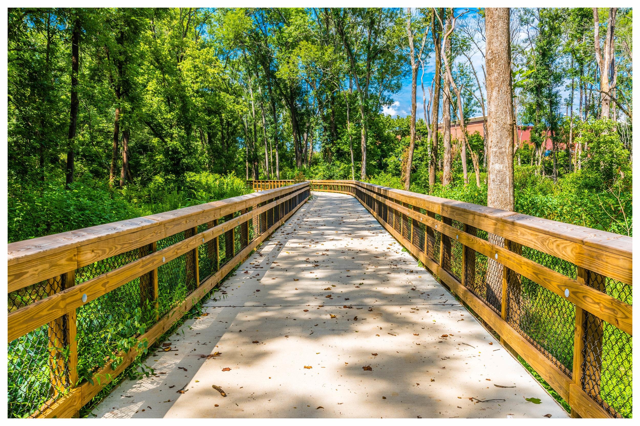 Nature Trail Boardwalk Builder