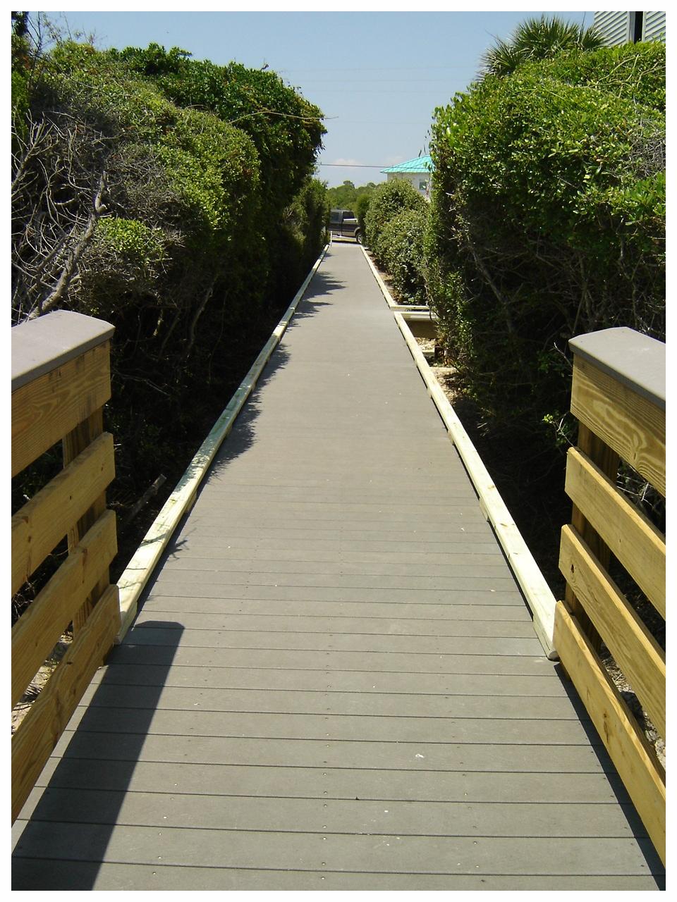 Beach Boardwalk Access
