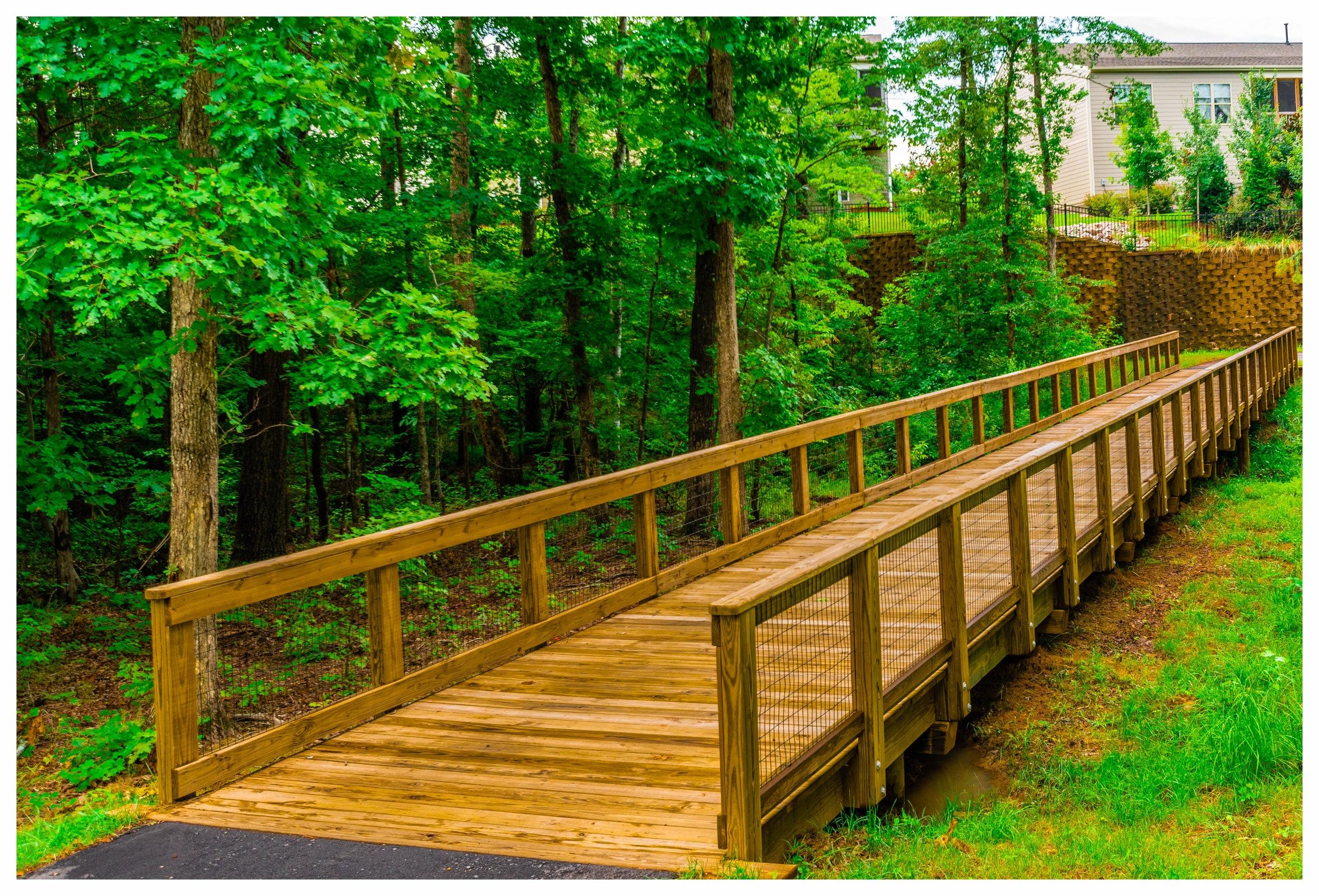 Timber Boardwalk Builder