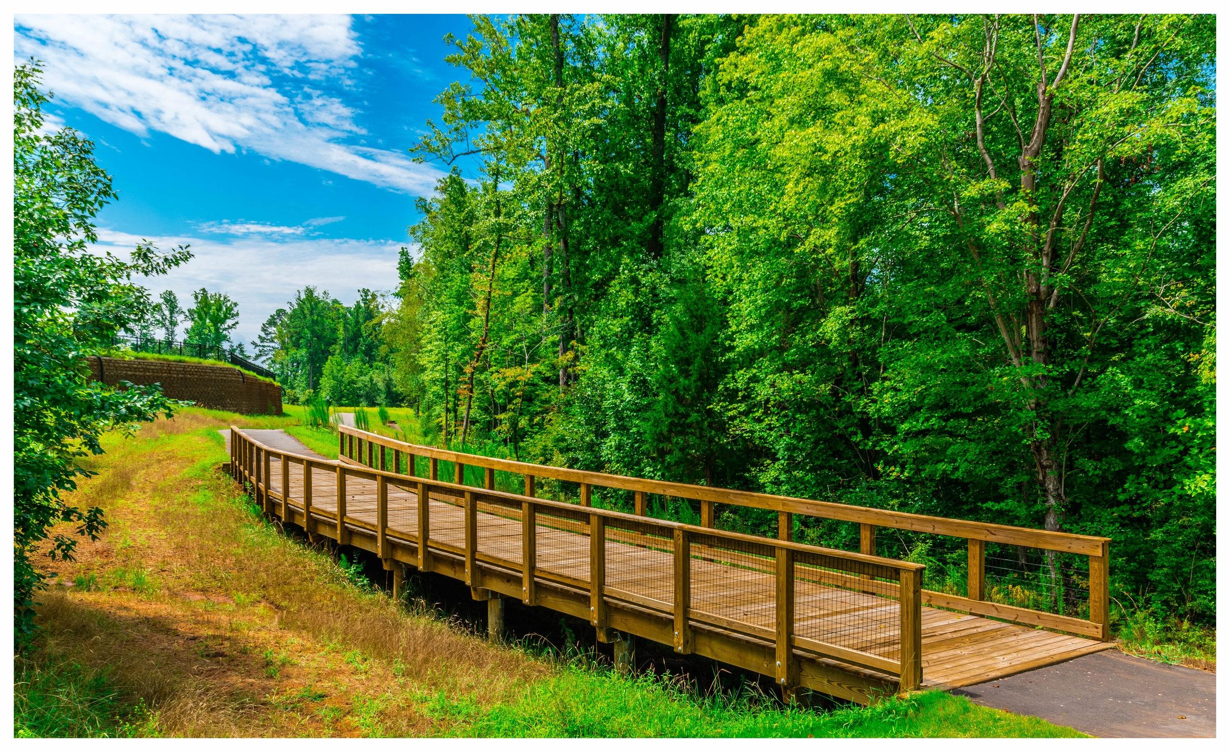 Footbridge Design and Construction