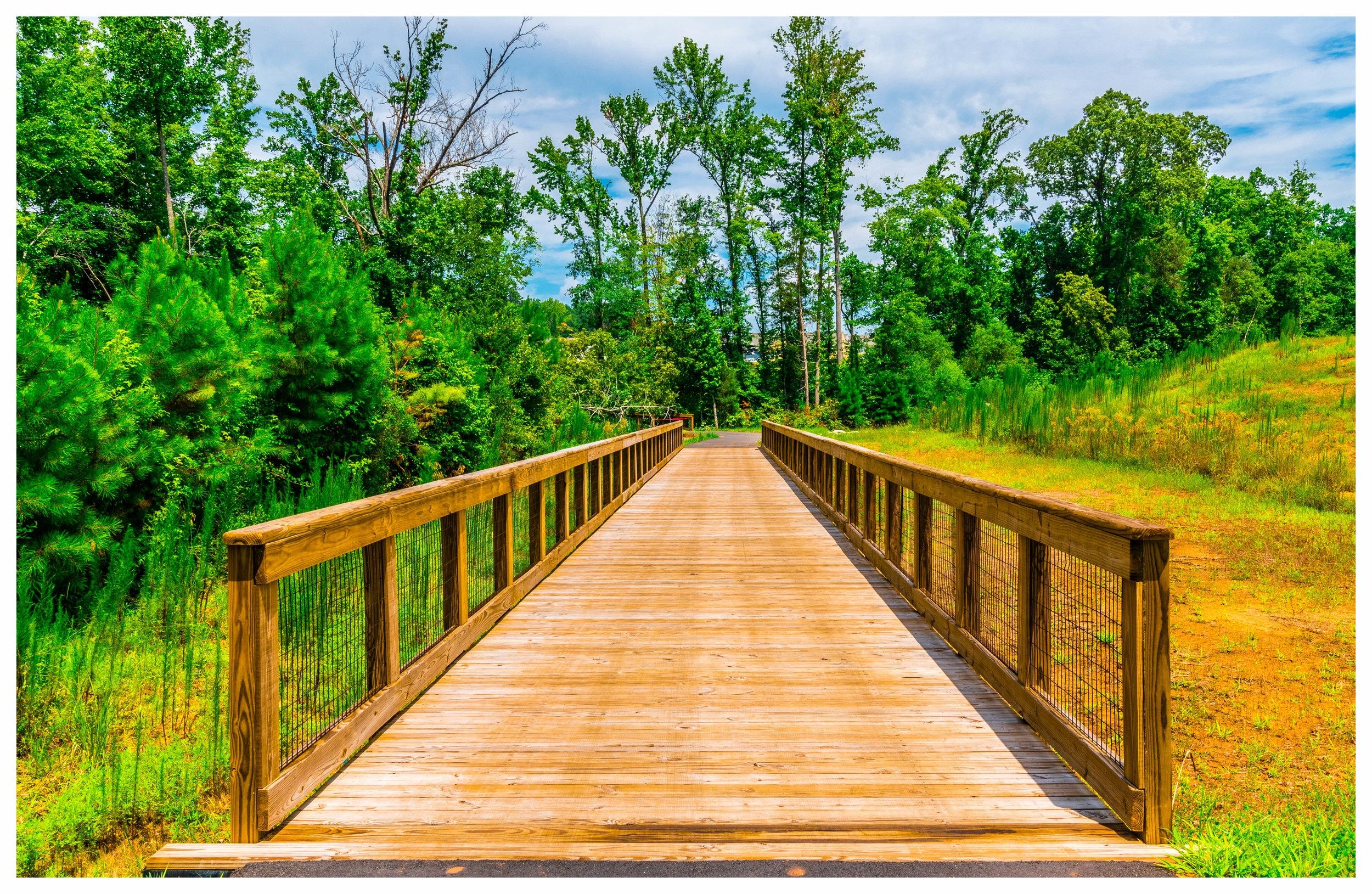Golf Course Bridge Builder