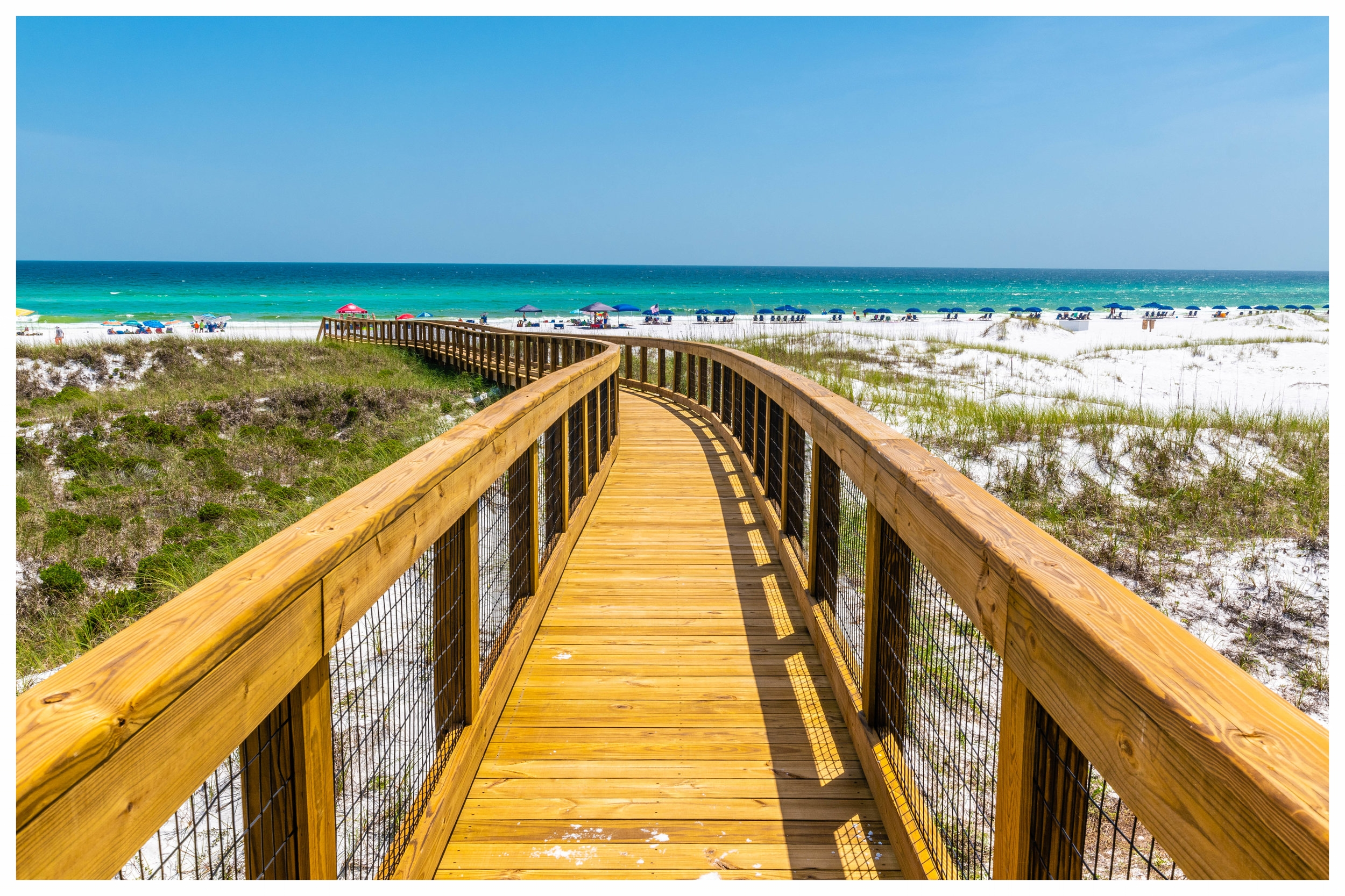 Beach Access Design and Construction