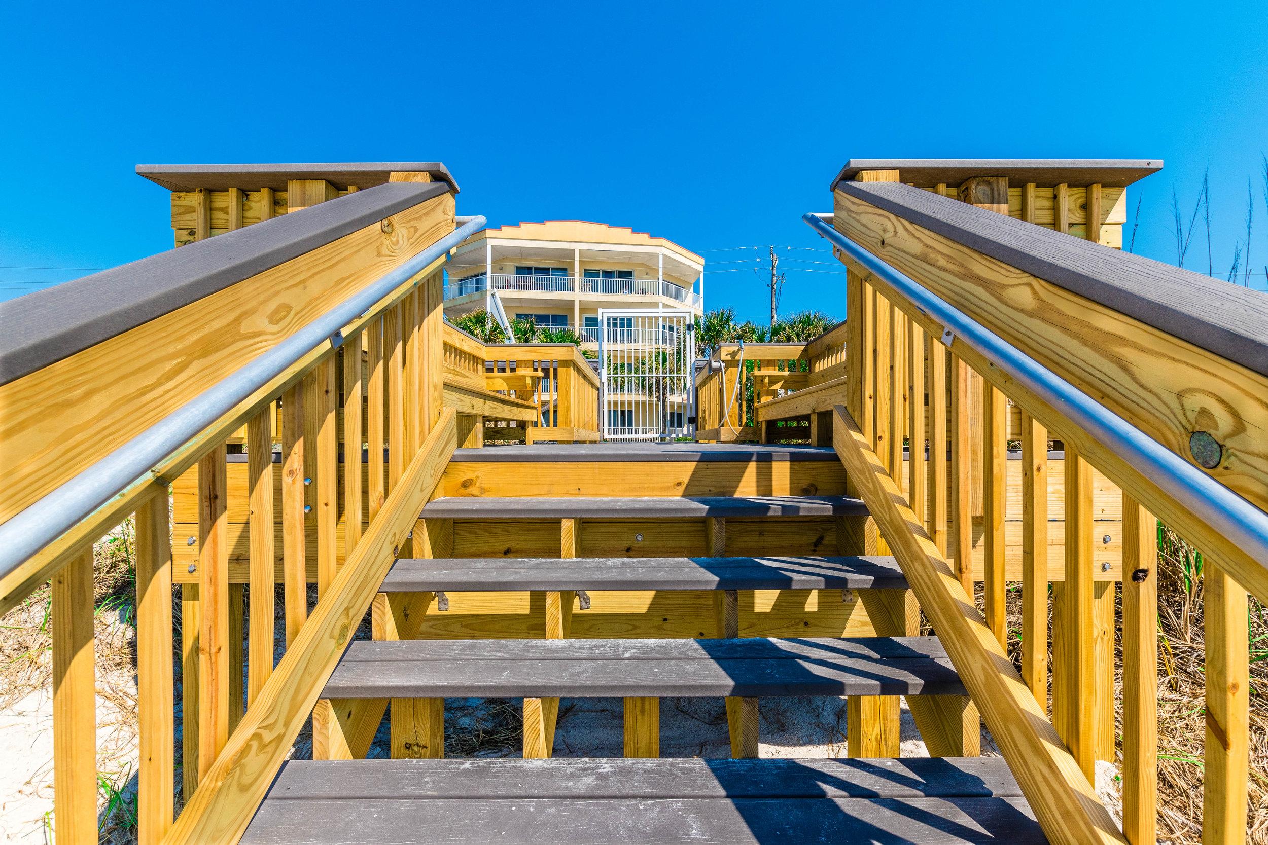 Wood Boardwalk Builder