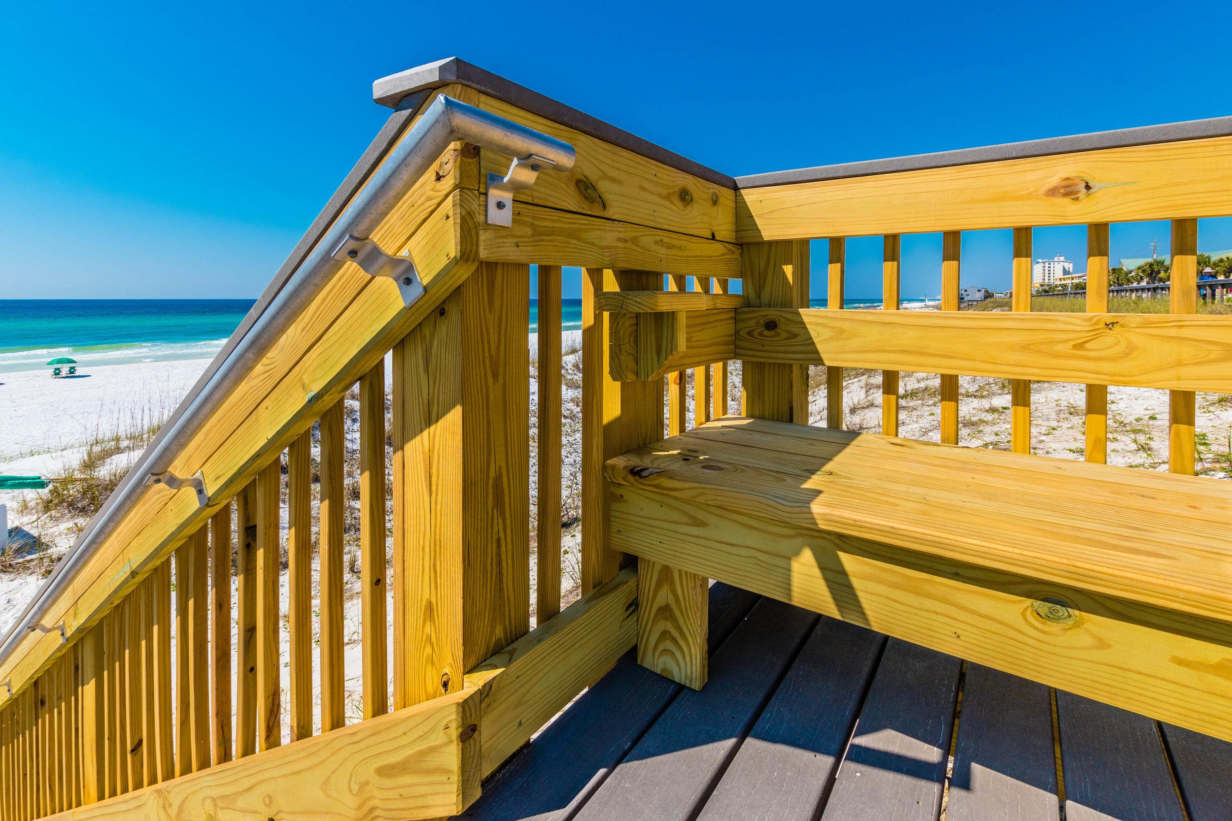 Beach Access Builder
