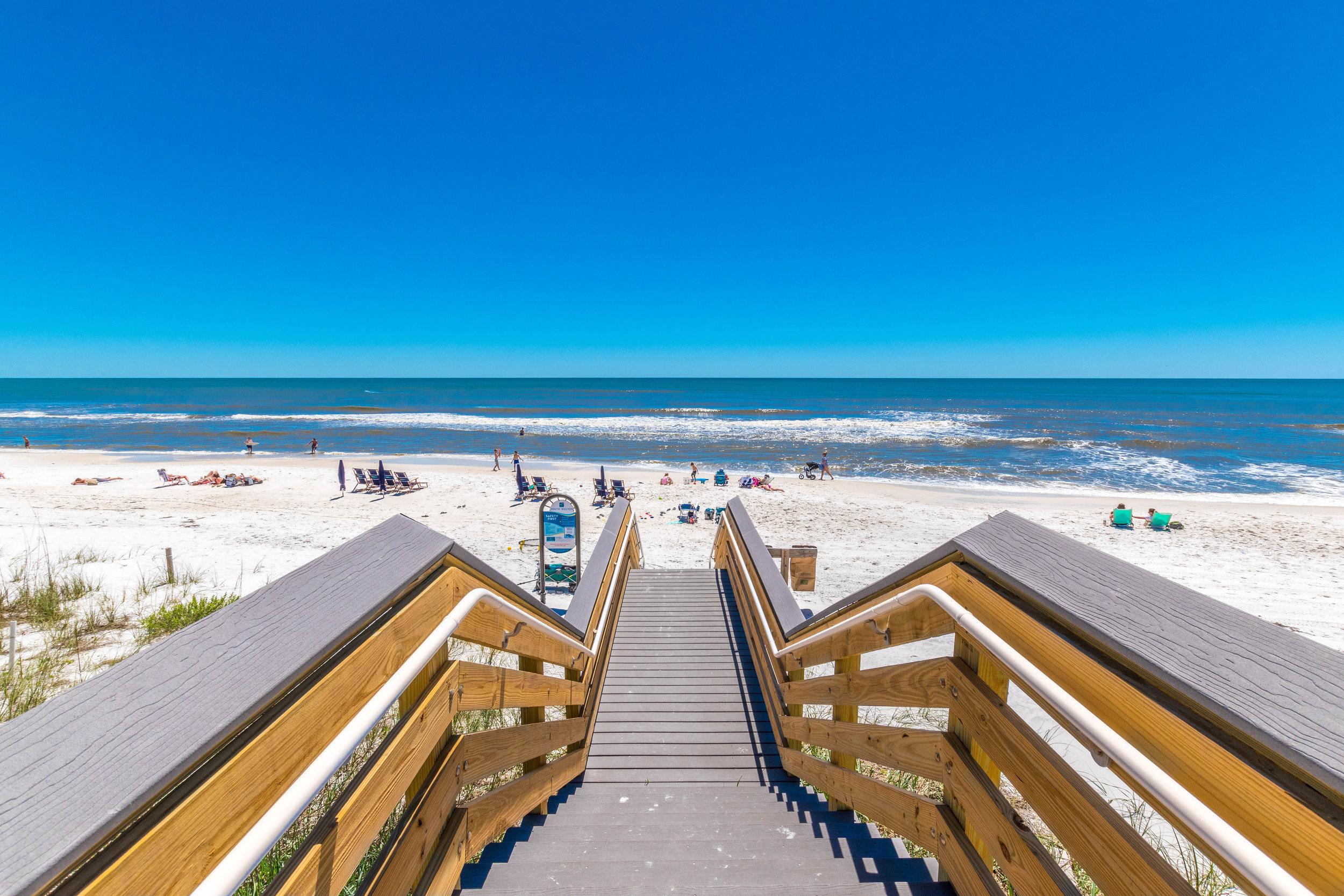 Beach Crossover Contractor
