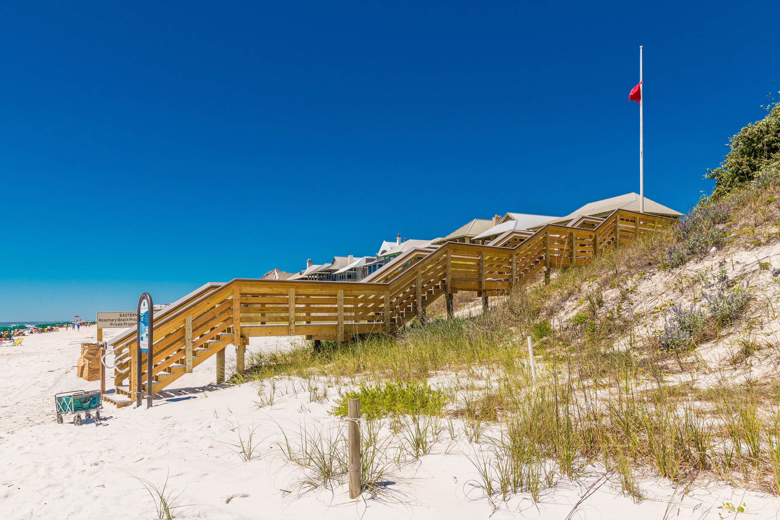 Beach Staircase Company