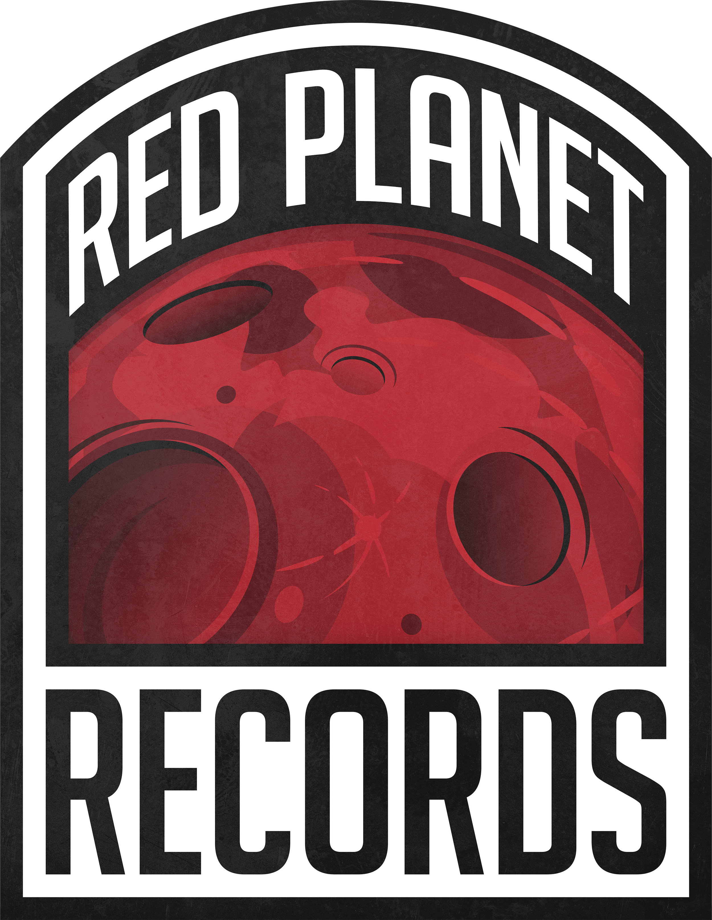 Red Planet Records Logo