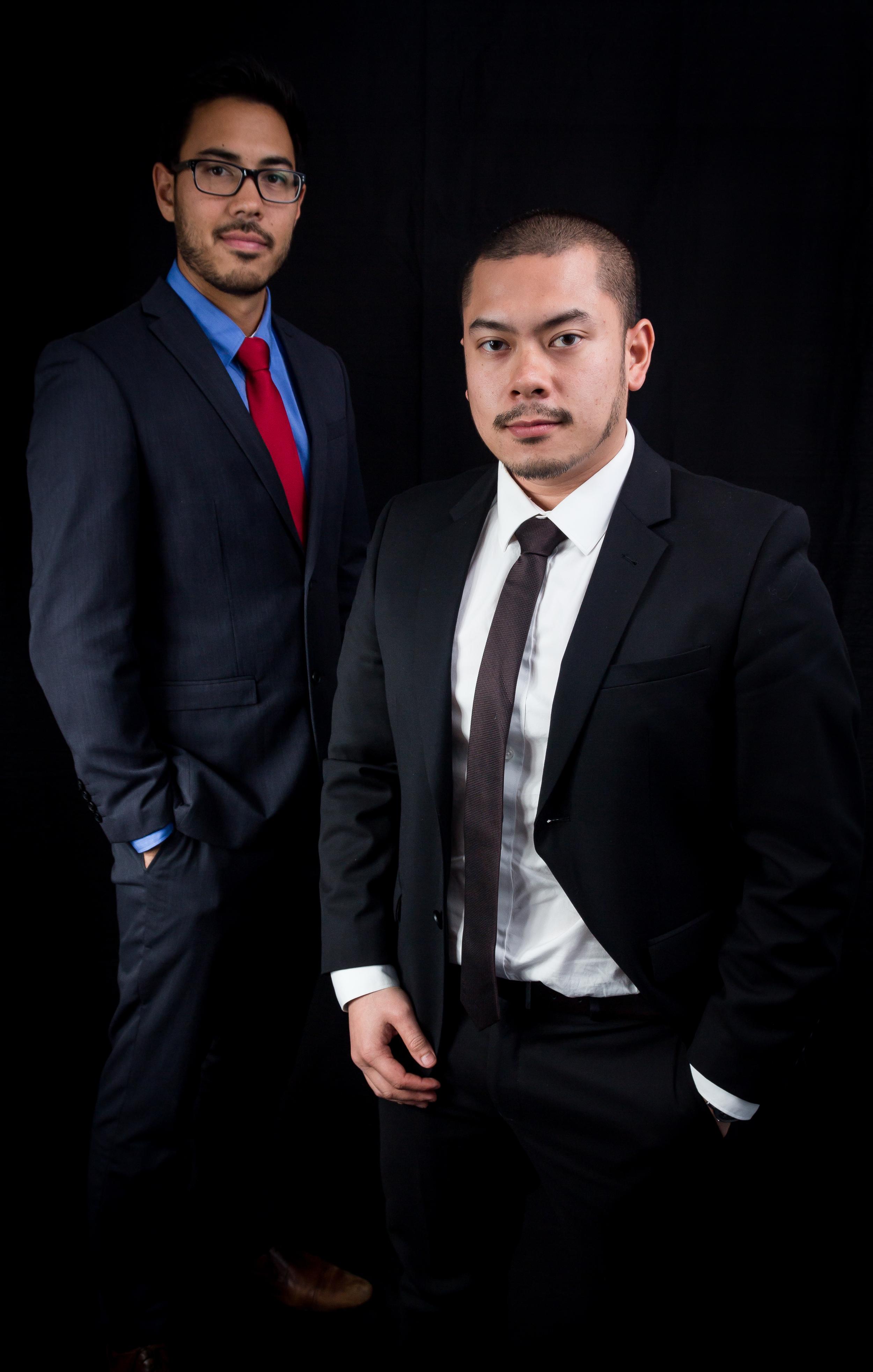 Track Financial - Mortgage Team  Ben Schafer & Gerard Laugesen