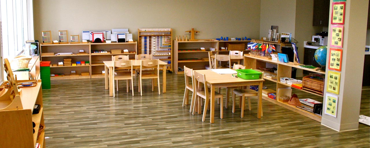 Photo: Montessori Preschool Huntington Beach CA.