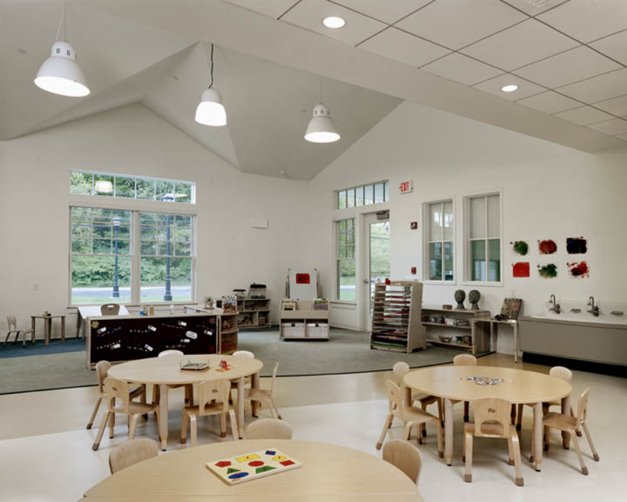 Photo: Harris family Children's Center/www.Design Share