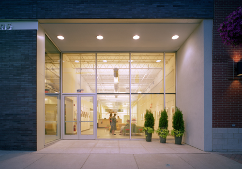 FERNDALE, MICHIGAN - Luckenback/Ziegelman Architects, PLLC