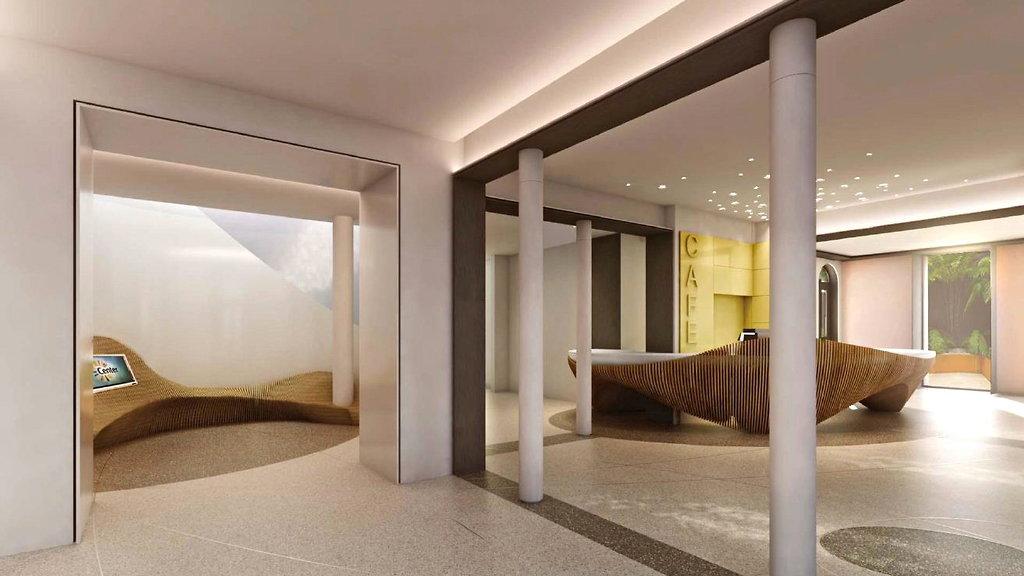 NEW YORK - RSVP Architecture Studio and N-Plus Architecture + Design