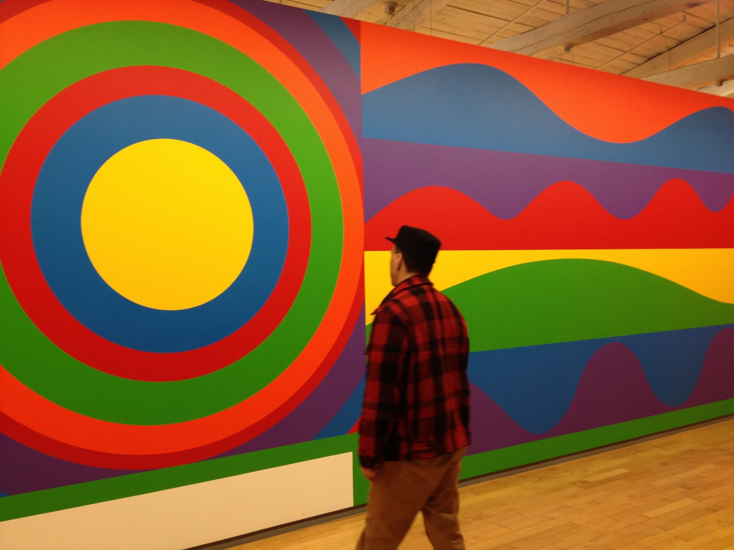 Mass MoCA Gallery