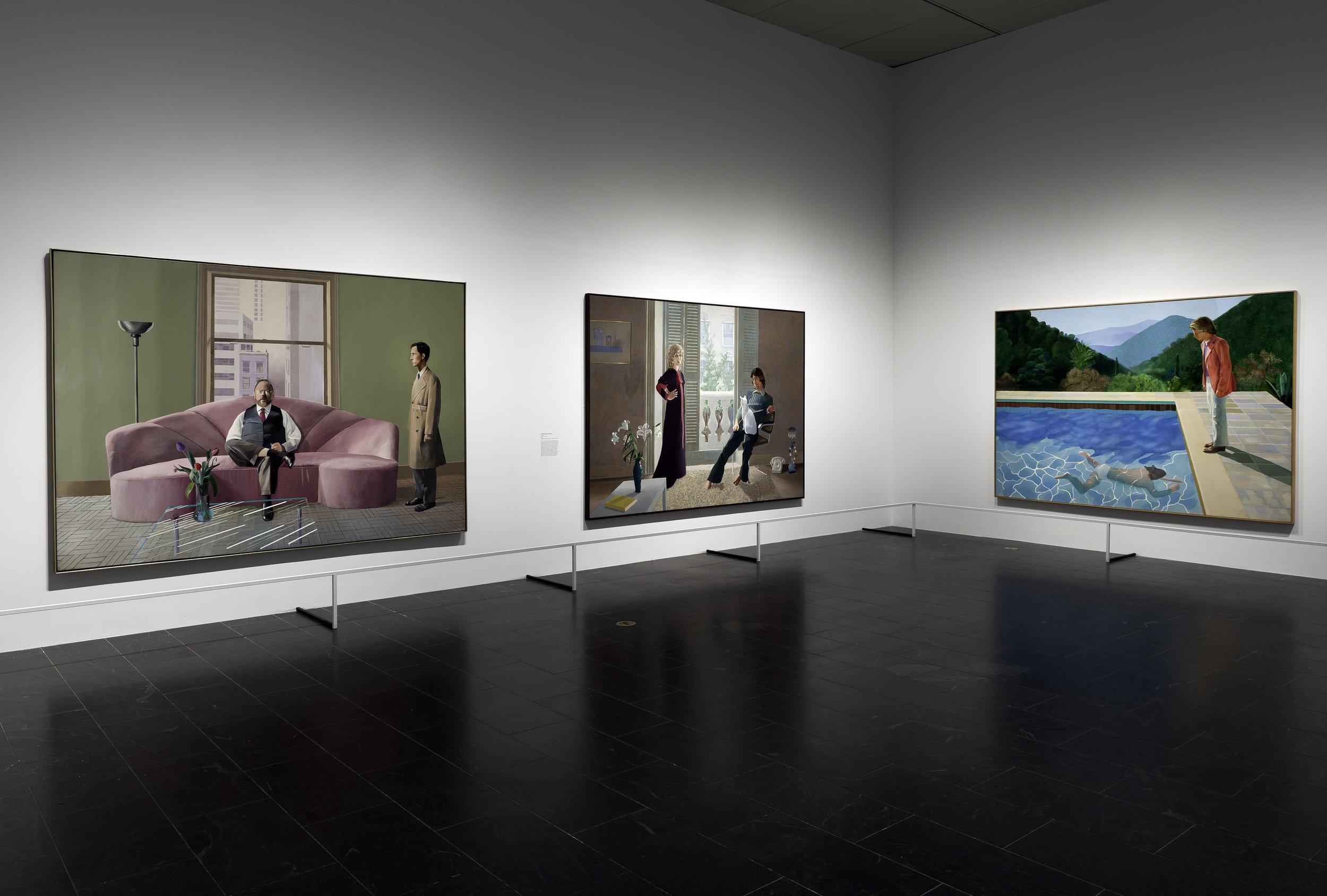 26.+David+Hockney,+Gallery+4,+Pair+Portraits.jpg