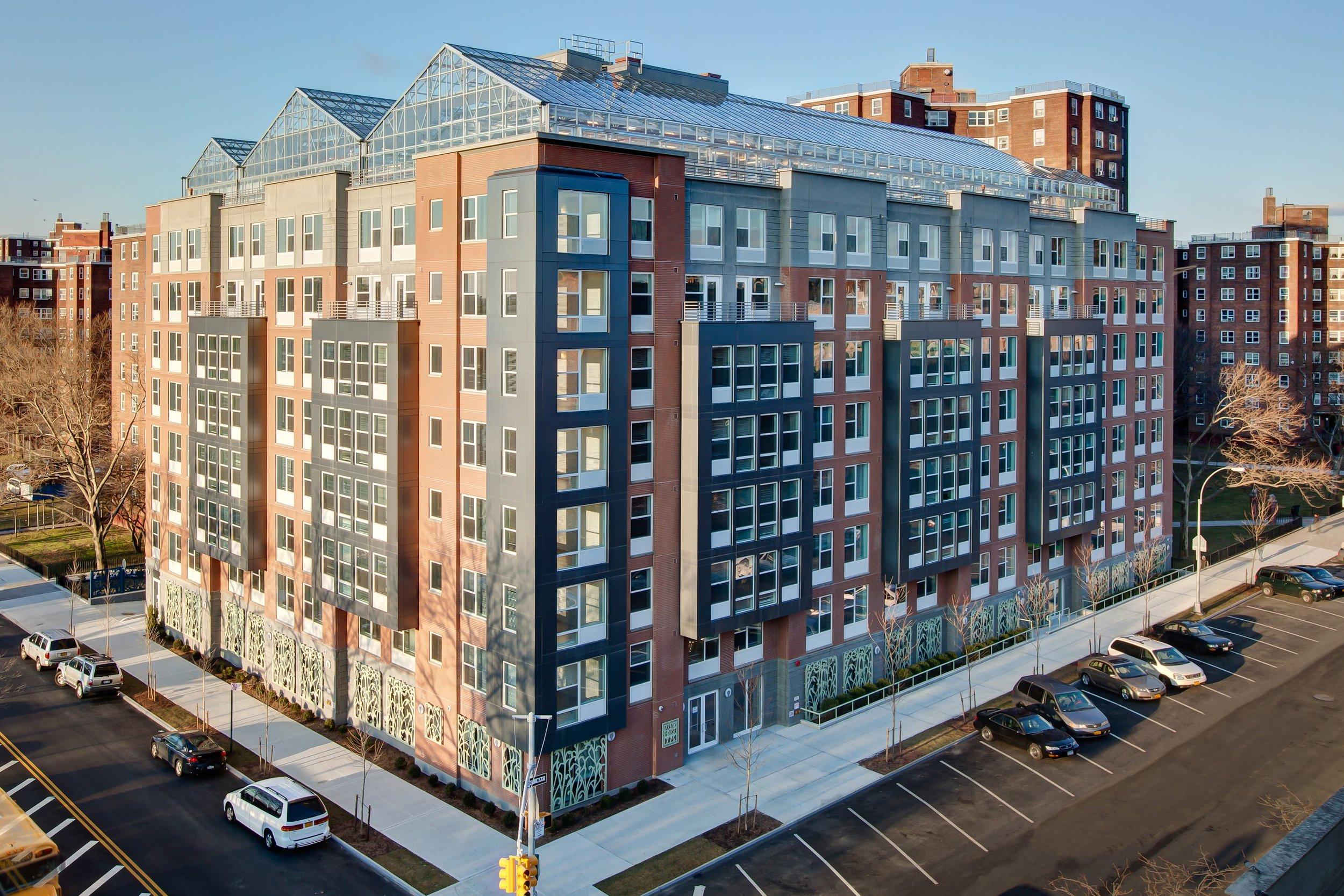 Arbor House, 770 East 166th Street, Bronx, New York, 10456