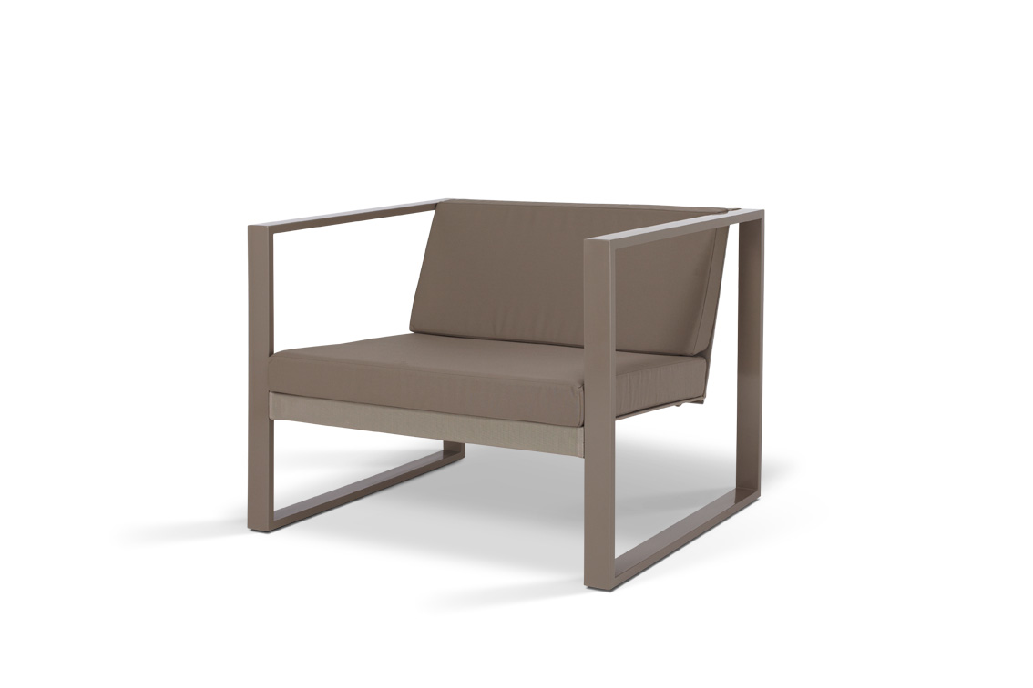 Poltrona Outdoor Lounge By Fuera Dentro