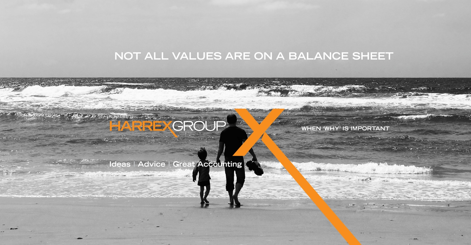 Not all values are on the balance sheet