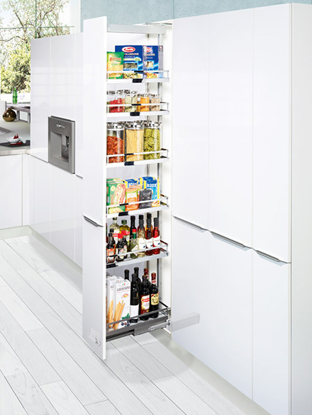 Peterhay pullout pantry