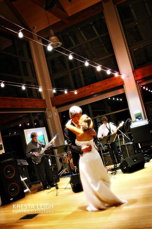 swaner reception first dance