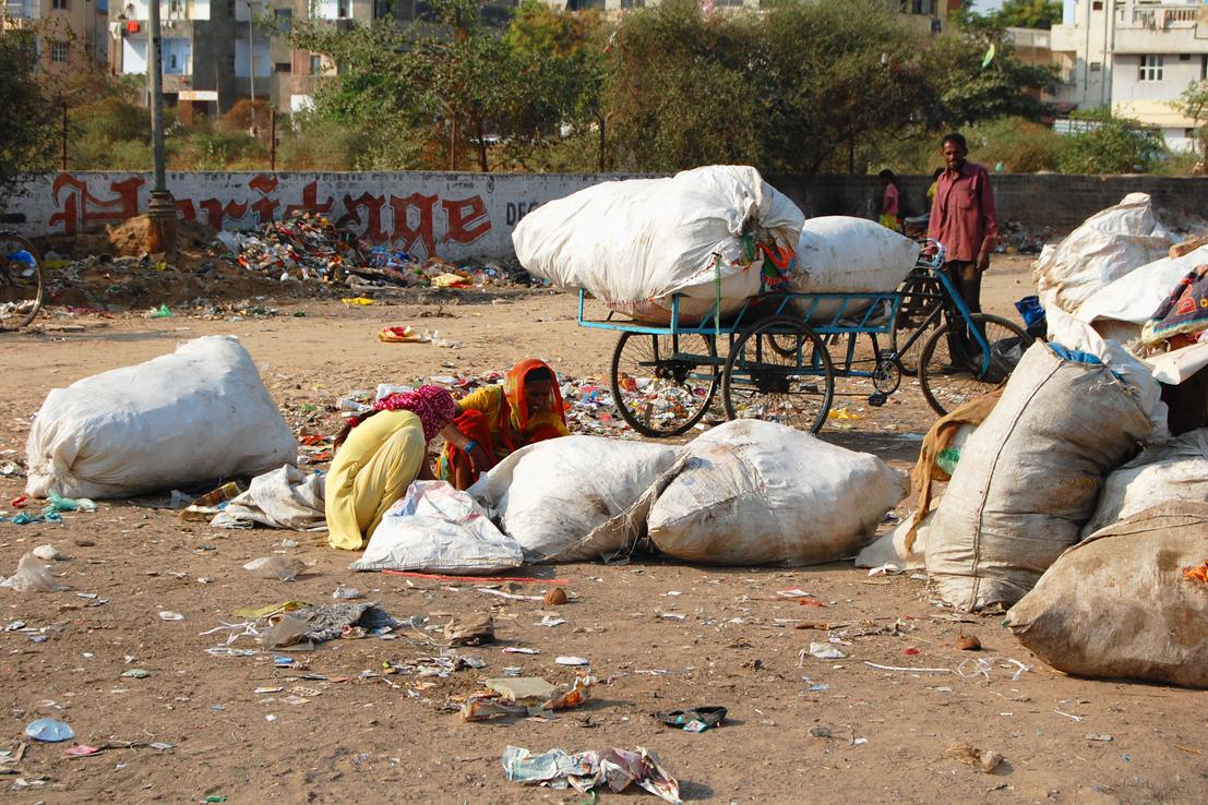 Ahmedabad, India 2009, Photograph by Justin Paul Ware.