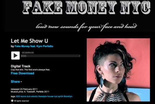 Fake Money NYC