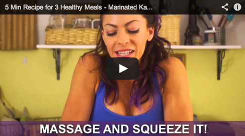 massage and squeeze