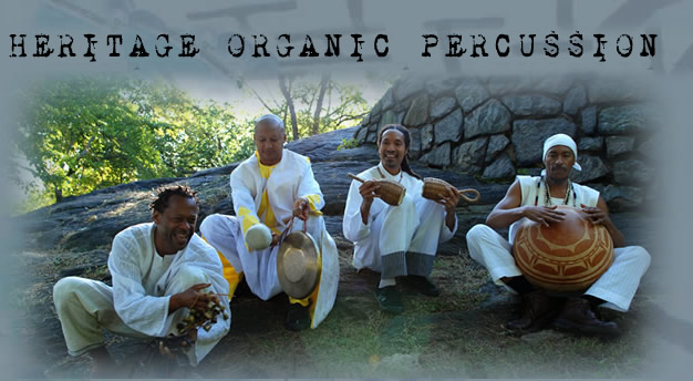 Heritage Organic Percussion