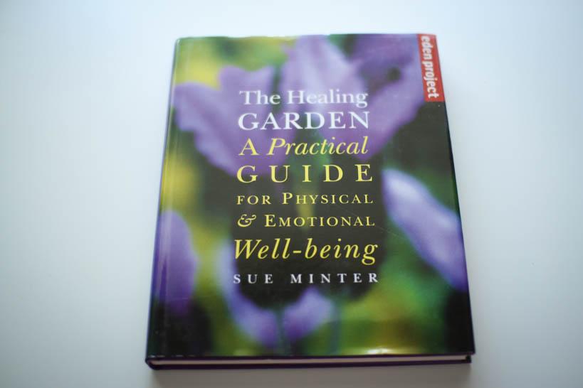 The Healing Garden || thinkbiglivesimply.com