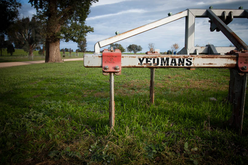 Yeomans Plough || thinkbiglivesimply.com